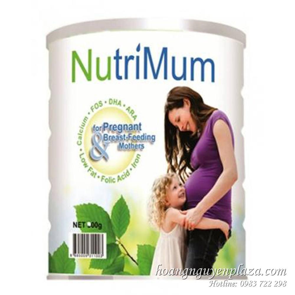 Sữa Nutrimum 900g