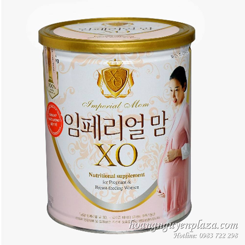 Sữa XO mom 800g XO-mom-800g