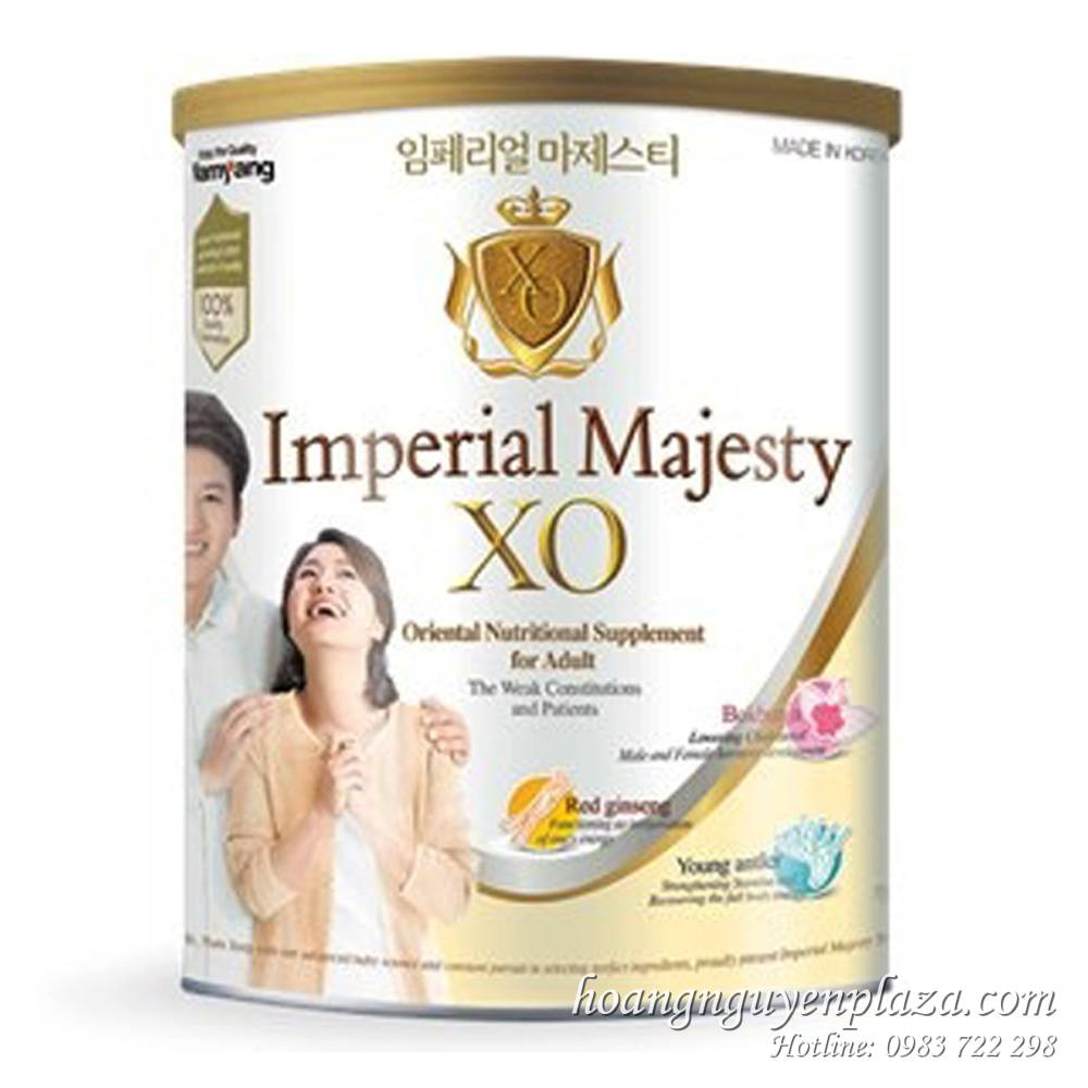 Sữa XO Imperial Majesty 400g XO-Imperial-Majesty-400G