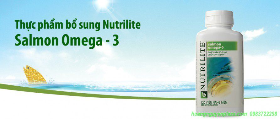 Nutrilite Salmon Omega 3 Amway