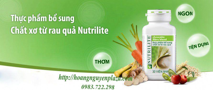 Chất xơ từ rau quả Amway Nutrilite