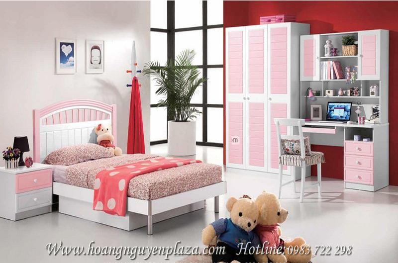Bộ Phòng ngủ đẹp cho con gái yêu N913 N609 Bo-phong-ngu-913_compressed