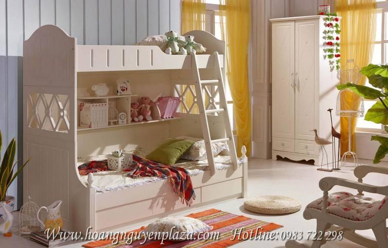 Bộ giường tầng cho bé yêu N613 6218 (1)_compressed