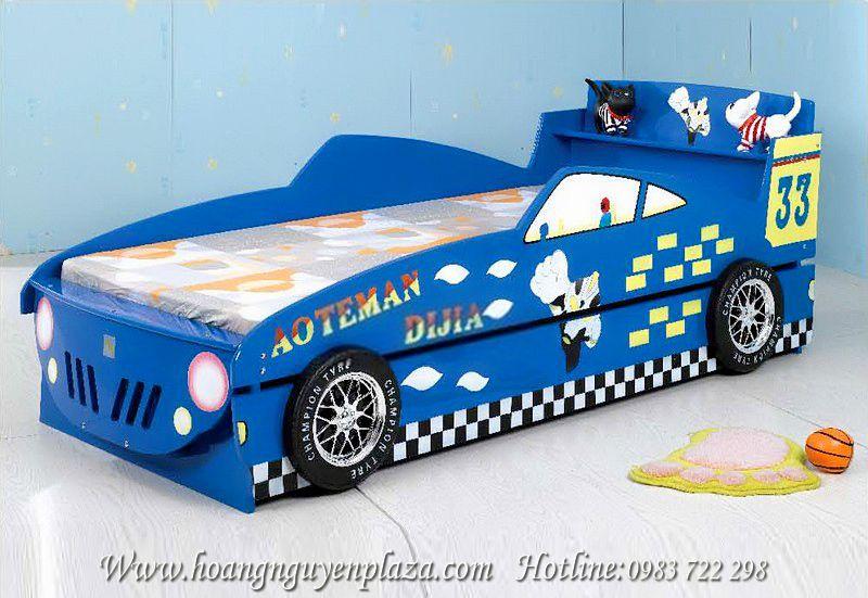 Giường ngủ ô tô 2 tầng màu xanh N626 giuong-xe-o-to-2-tang-A099_compressed