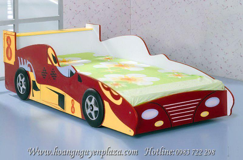 Giường xe ô tô số 8 màu đỏ F1 N631 giuong-xe-o-to-so-8-mau-do-F1-10_compressed