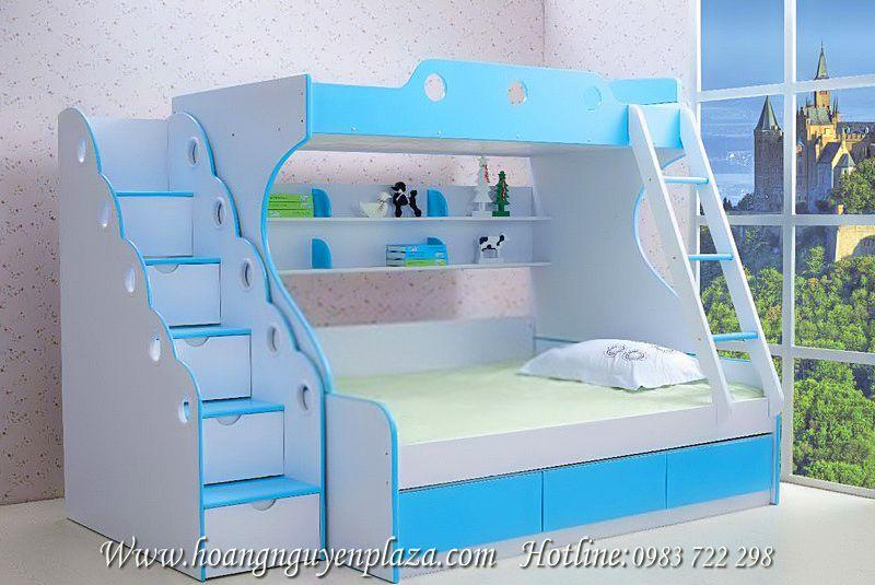 Giường 3 tầng bầu trời xanh N650 Giuong-3-tang-K2010_compressed