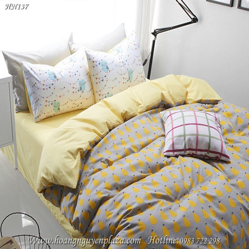 Bộ chăn ga gối Ikea HN137