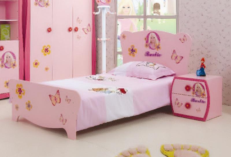 Phòng ngủ búp bê Barbie