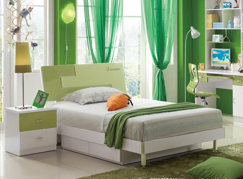 Phòng ngủ mơ ước của bé