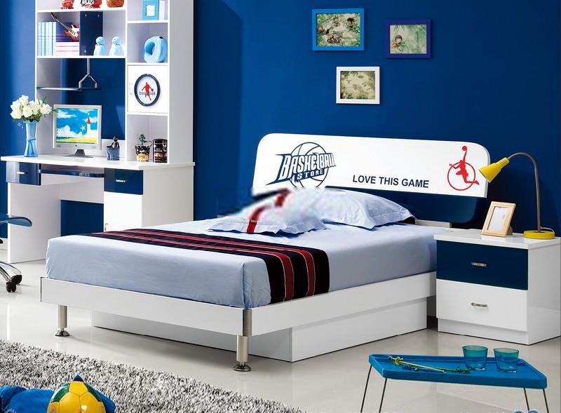 Phòng ngủ thể thao đỉnh cao cho bé trai