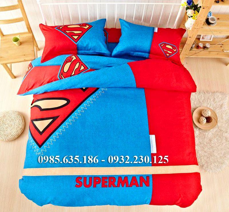 chan ga goi superman moi