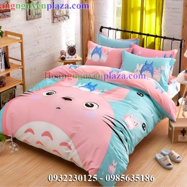Chăn ga gối hình Totoro