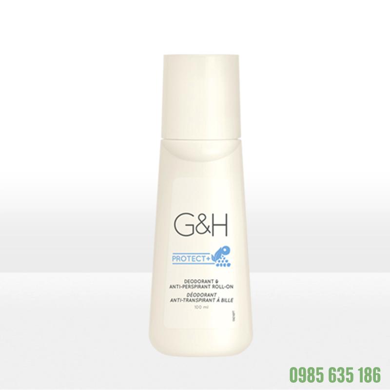 Lan khử mùi Amway G-H Protect+ (100 ml)