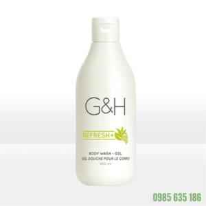 Sữa tắm Amway G-H Refresh+ (400 ml)