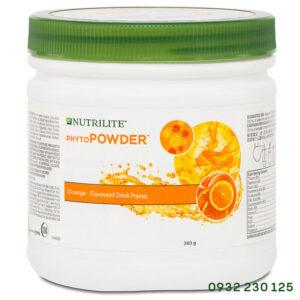 Bổ sung vitamin khoáng chất Phytopowder Vị Cam