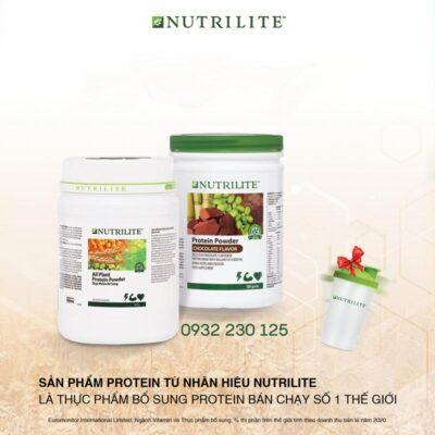 Bổ sung Protein thực vật Nutrilite