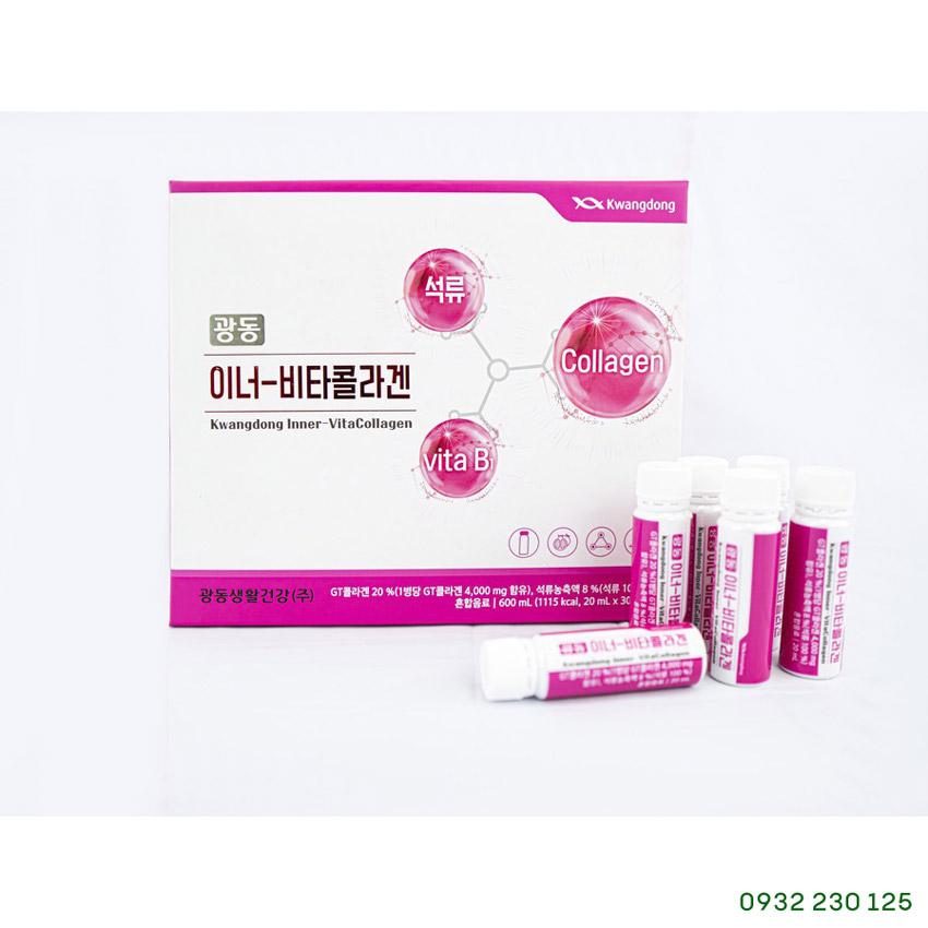 Nước Uống Collagen Hàn Quốc Kwangdong Inner – Vita